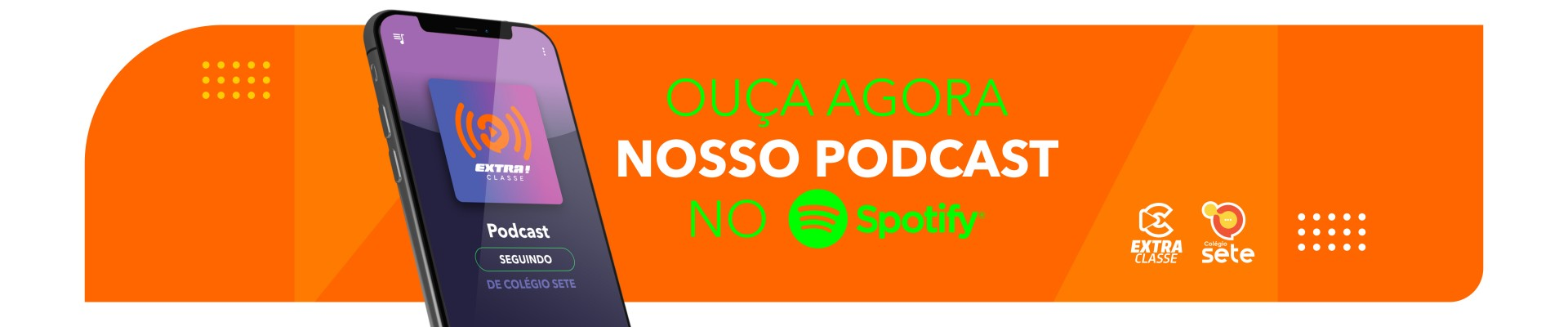 PODCAST COLÉGIO SETE SPOTIFY