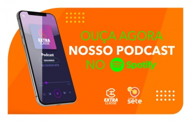Sete lança canal de podcast no Spotify