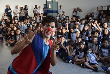 O Dia do Circo no Ensino Fundamental - Anos Iniciais