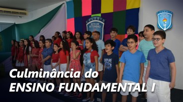 Culminância do Fundamental I