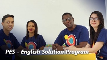Inglês na Escola com o PES - English Solution Program